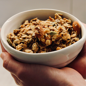 Mum's muesli photo