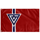 United Americas Commissariat Flag