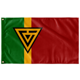 African Commissariat Flag