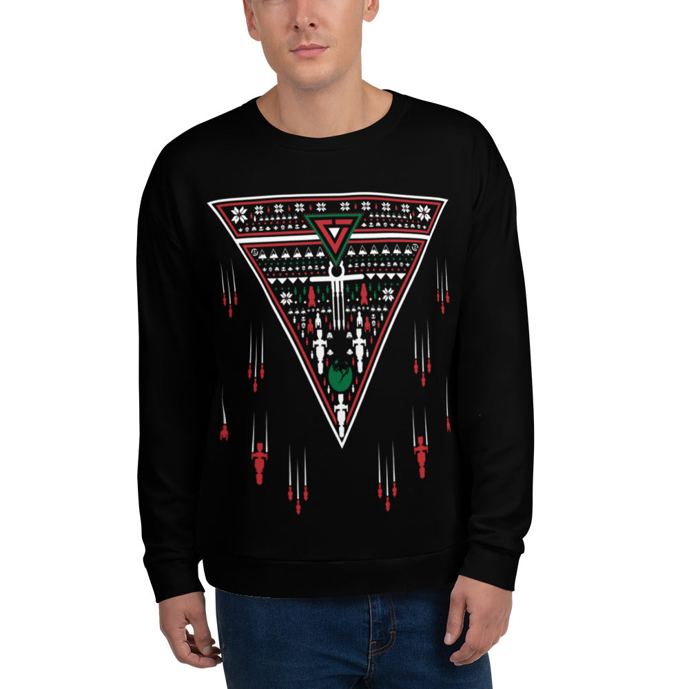Ugly Christmas Sweater | Greater Terran Union