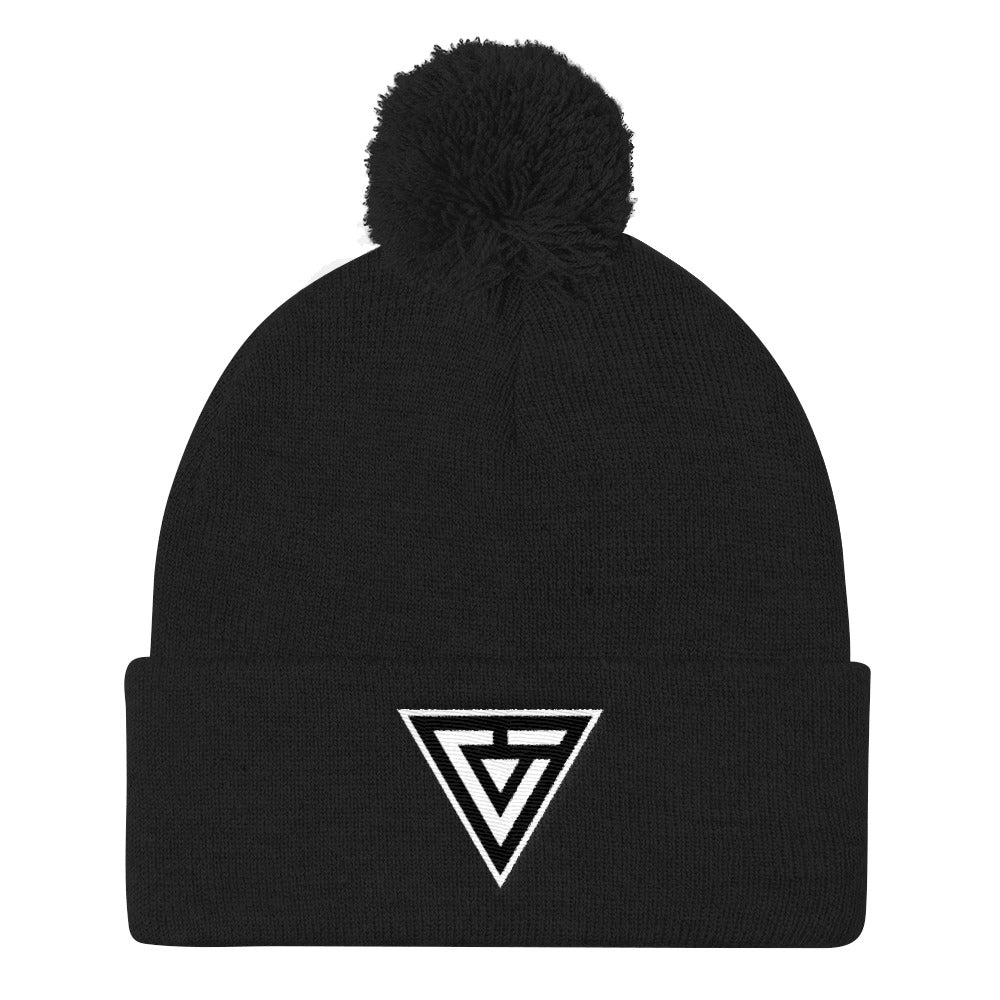 Greater Terran Union | Standard Issue Pom Pom Beanie