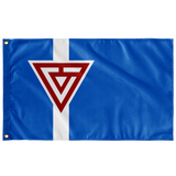 Central American Commissariat Flag