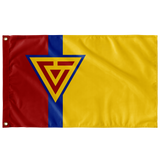 South American Commissariat Flag