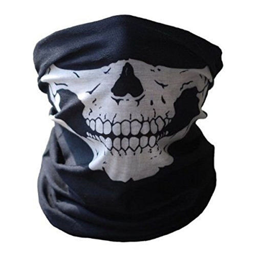 3PCS Hiking Scarves Men Polyester Breathable Collar Anti-Sunscreen Neck Cover Face Mask Fishing Hunting Cycling Bandana