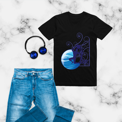 Men's Premium Zodiac Tee | Aquarius