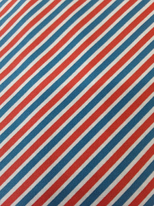 Love Letters Stripe, blue