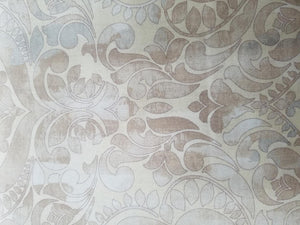 "Damask Digital 108"", Fiorenza, Taupe"