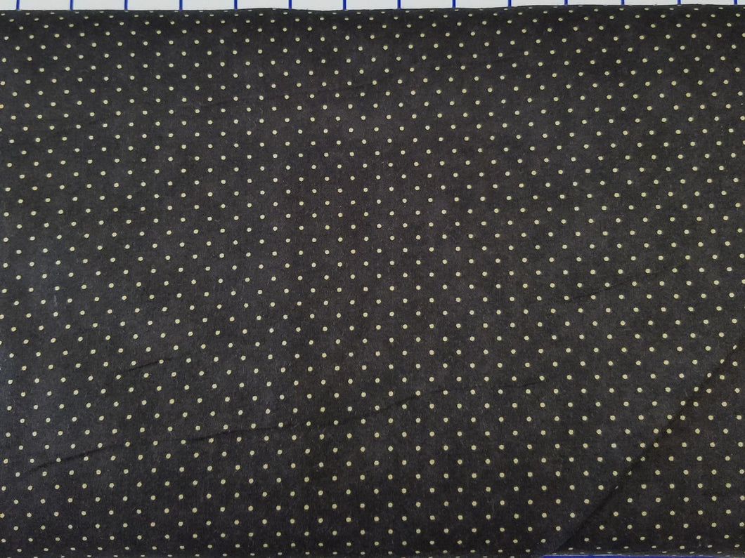 Essentially Yours, Black/Tan Dots