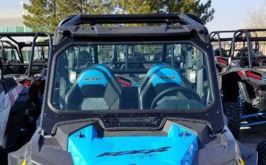 Polaris RZR Full Glass Windshield (fits 2019+ RZR XP Turbo, XP 1000) Moto Armor - R1 Industries whips