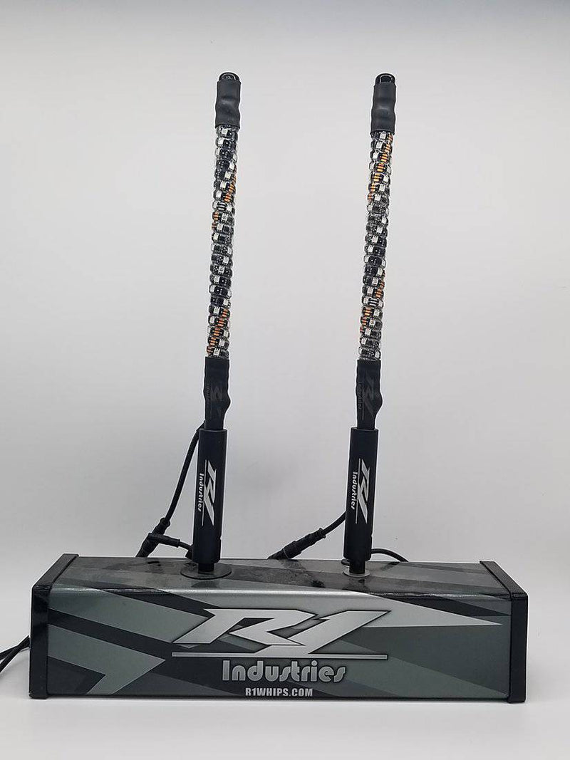 "REMOTE 18"" WILDCAT EXTREME WHIPS (PAIR) - R1 Industries whips"