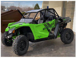 Wildcat XX Tinted Polycarbonate Half Windshield UTV Zilla - R1 Industries whips