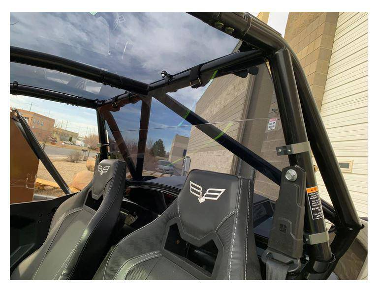 Wildcat XX Tinted Polycarbonate Roof UTV ZIlla - R1 Industries whips