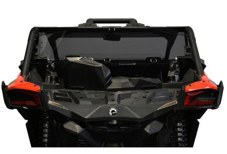 Can Am X3 Maverick Tinted Rear Window (fits 201-2021) UTV Zilla - R1 Industries whips