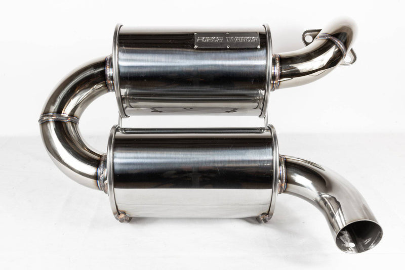 POLARIS GENERAL UNTAMED EXHAUST - R1 Industries whips