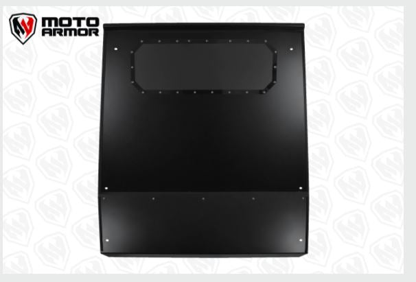 Kawasaki KRX Aluminum Roof with Sunroof (fits KRX 1000) - R1 Industries whips