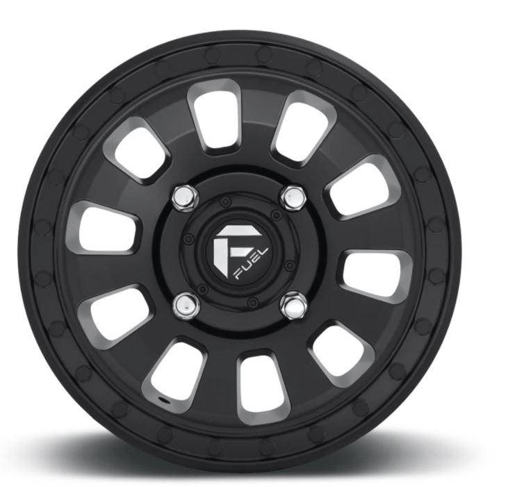 Fuel UTV Tactic Wheel - R1 Industries whips