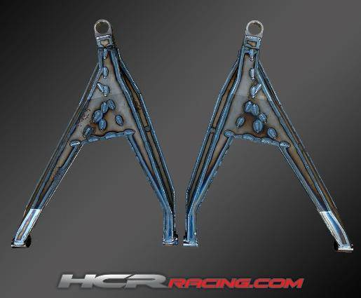 "HCR Can-am Maverick X3 XDS 64"" OEM Replacement Suspension Kit - R1 Industries whips"