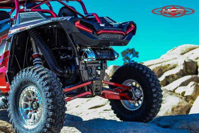HCR Racing RZR-05800 Polaris RZR XP 1000 Elite Mid-Travel Suspension Kit - R1 Industries whips