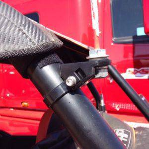 Axia Alloys Polaris XP1000 Flag / Whip Mount - R1 Industries whips