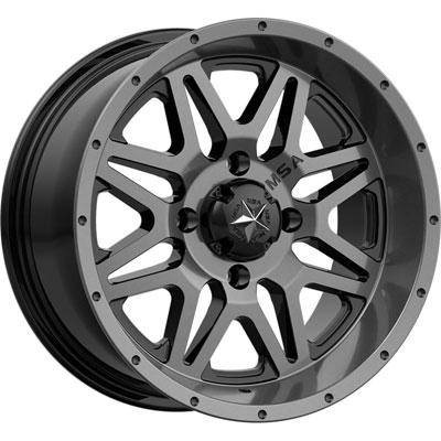 MSA M26 Vibe Wheel 4/137 - R1 Industries whips