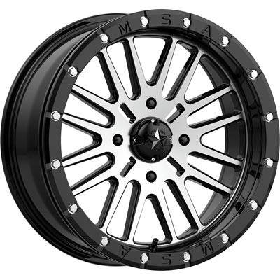 MSA M37 Brute Beadlock Wheel 4/156 - R1 Industries whips