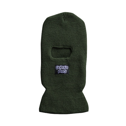 Ski Mask Forest Green