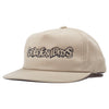 GOLDEN DAYS LOGO 5 PANEL HAT