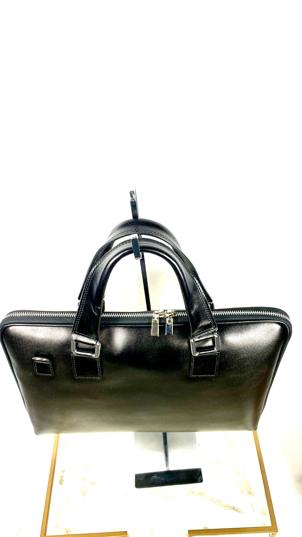 Ladies Leather Work Bag