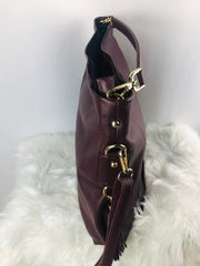Carrie All Large Leather Handbag