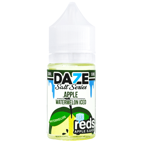 7 Daze Salt Series E-Liquid - Apple Watermelon Ice