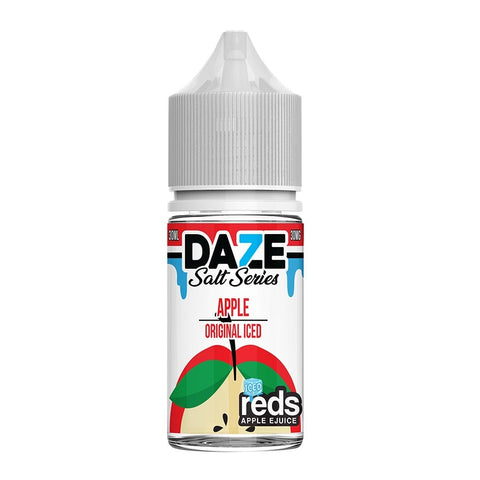 7 Daze Salt Series E-Liquid - Apple Original Ice
