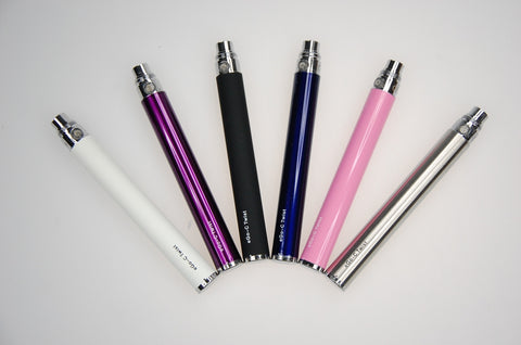 EGo-Twist Variable Voltage 900mAh Battery