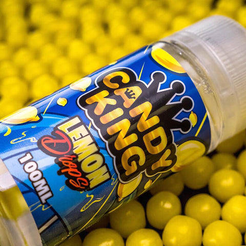 Candy King E-Liquid - Lemon Drops
