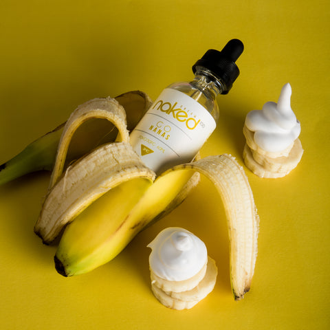 Naked 100 E-Liquid - Go Nanas