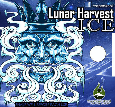 King of The Cloud E-Liquid - Lunar Harvest Ice