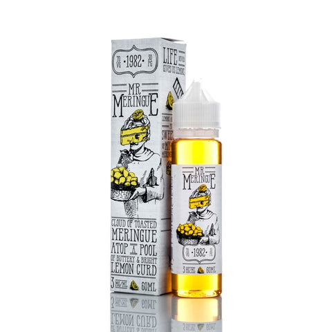 Charlie's Chalk Dust E-Liquid - Mr. Meringue
