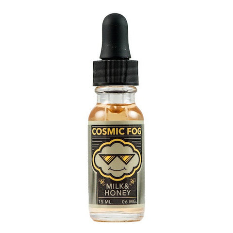 Cosmic Fog E-Liquid - Milk & Honey