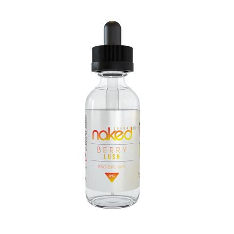 Naked 100 E-Liquid - Berry Lush