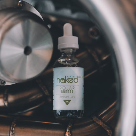 Naked 100 E-Liquid - Polar Breeze