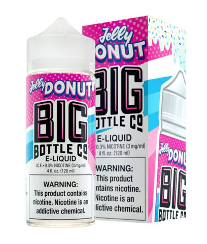 Big Bottle Co E-Liquid - Jelly Donut