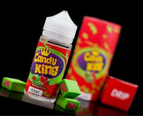 Candy King E-Liquid - Strawberry Watermelon