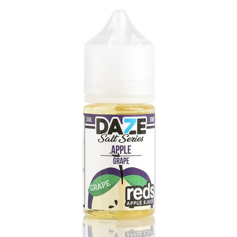 7 Daze Salt Series E-Liquid - Apple Grape