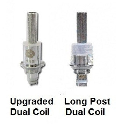 Replacement Coils | KANGER DUAL COIL