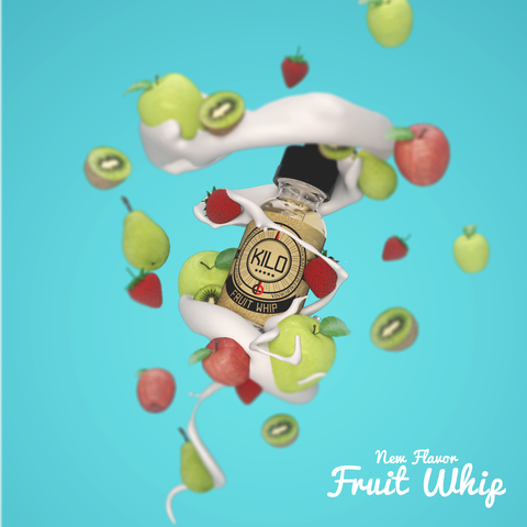 Kilo E-Liquid - Fruit Whip