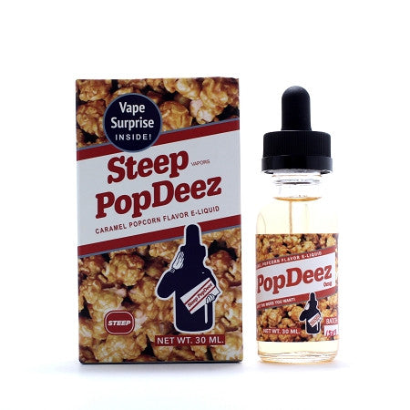 Steep Vapors E-Liquid - PopDeez
