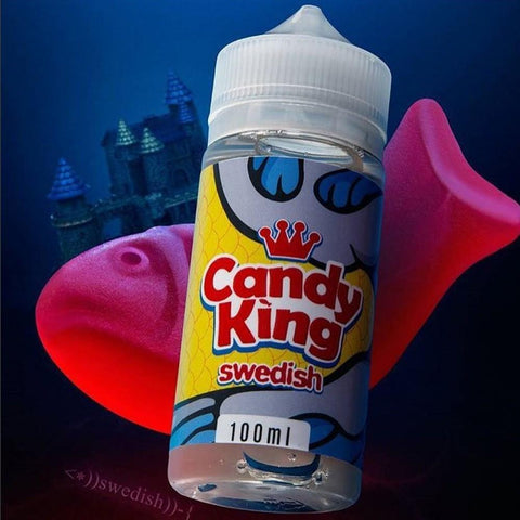 Candy King E-Liquid - Swedish