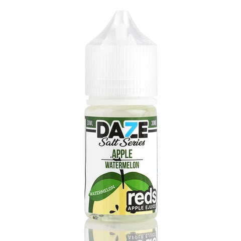 7 Daze Salt Series E-Liquid - Apple Watermelon