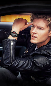 Sports Car Herren Uhr