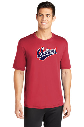 Sultans Cotton Tee- Red