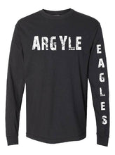 Load image into Gallery viewer, CC Long Sleeve Argyle Eagles Shirt